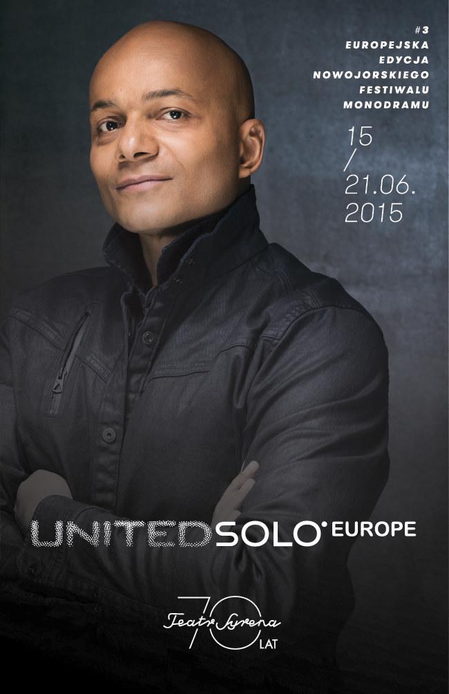 Zapraszamy na festiwal United Solo do Teatru Syrena /materiały prasowe