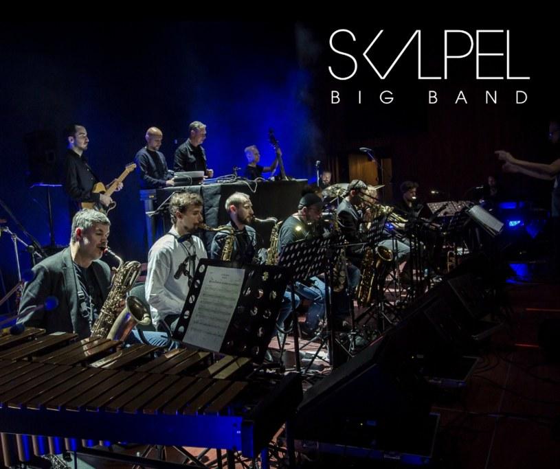 Zapraszamy na koncerty zespołu Skalpel Big Band /materiały prasowe