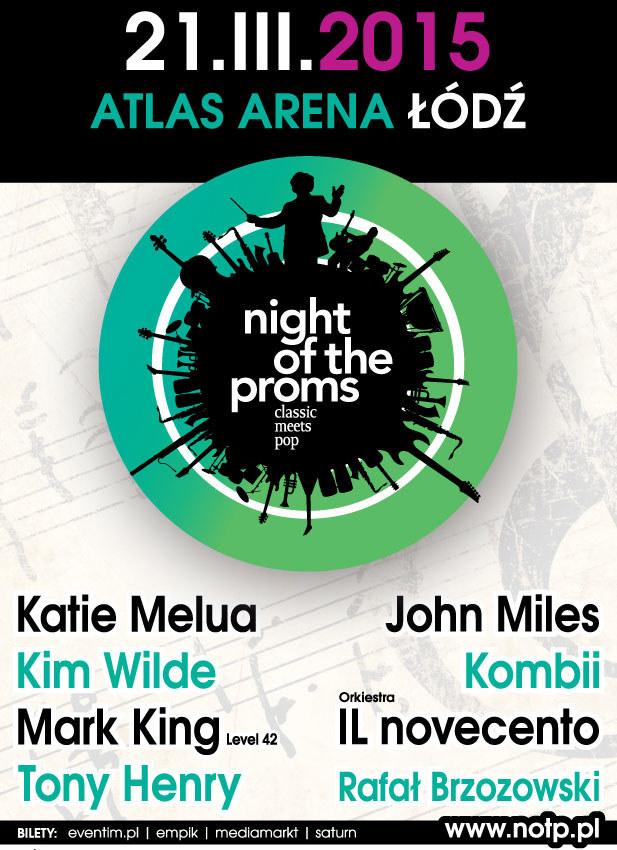 """Zapraszamy na """"Night of the Proms"""" 21 marca do łódzkiej Atlas Areny /materiały prasowe"""