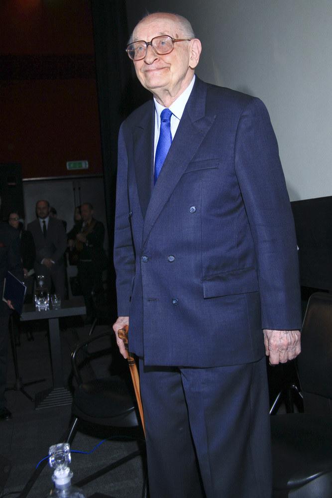 Zapraszamy na spotkanie z okazji 93. urodzin Władysława Bartoszewskiego /AKPA