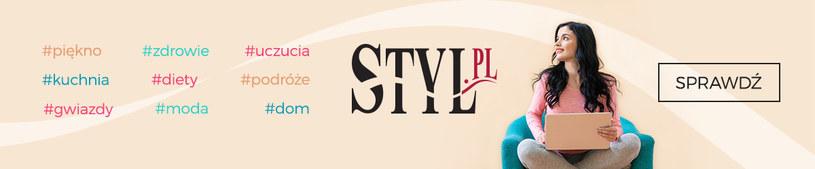 Zapraszamy na strony Styl.pl! /Styl.pl