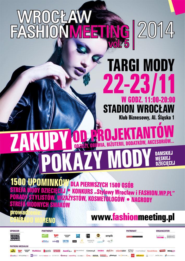 Zapraszamy na Wrocław Fashion Weekend /materiały prasowe