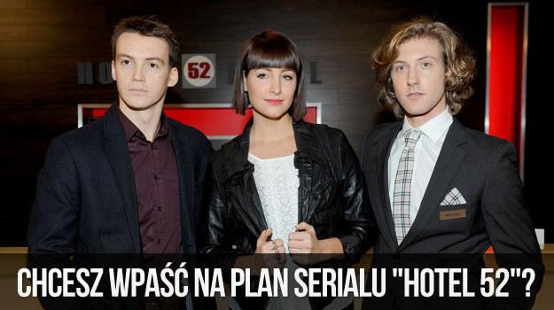 Zapraszamy! /W.Impact /swiatseriali.pl