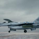 Zaprezentowano możliwości bojowe autonomicznego myśliwca F-16