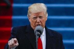 Zaprzysiężenie i pierwsze przemówienie Donalda Trumpa