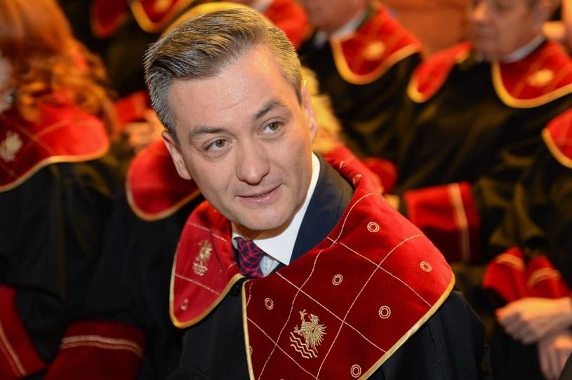 Zaprzysiężenie Roberta Biedronia na prezydenta Slłpska /Gerard /Reporter