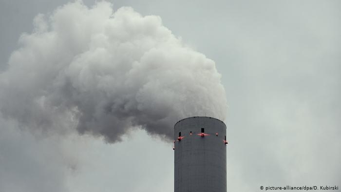 Zapylone powietrze jest przyczyną 400 tys. przedwczesnych zgonów w UE rocznie /picture-alliance/dpa/D. Kubirski /Deutsche Welle