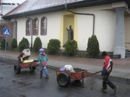 Zaradne dzieci złomu / fot. Piotr Idzikowski /Wiadomości Wrzesińskie