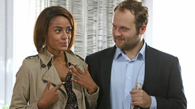 - Zaręczyliśmy się! – poinformują Redyka Lilia na i Klemens. /Agencja W. Impact