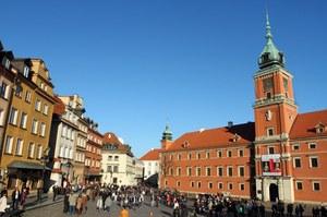 Zarobki w Warszawie w 2012 roku