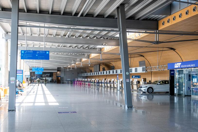 Zarząd Portu Lotniczego Poznań-Ławica nie wykluczył zredukowania zatrudnienia o 40 proc. /Łukasz Gdak/Polska Press /East News