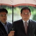 Zarzuty wobec szefa Samsung Electronics