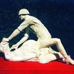 Zarzuty za rzeźbę przedstawiającą gwałt