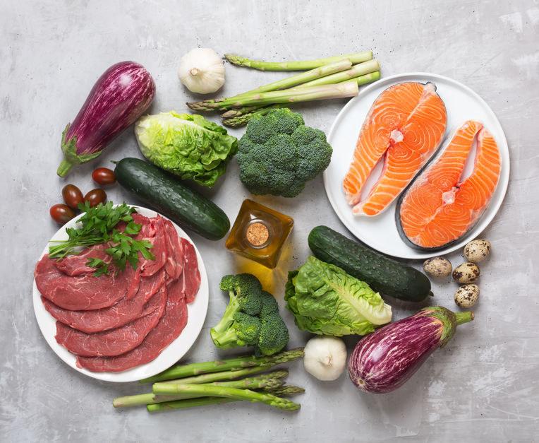 Zasady diety /©123RF/PICSEL
