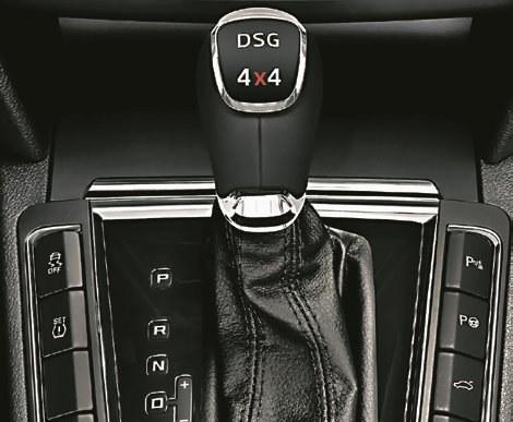 Zasady obsługi DSG nie różnią się od innych automatów. Kluczowe dla żywotności skrzyni są regularne wymiany oleju. /Motor