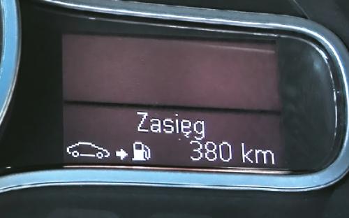 Zasięg. /Motor