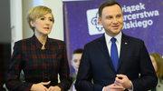 """Zaskakujące doniesienia! """"Agata Duda nadal mieszka w Krakowie. Nie wprowadziła się do pałacu"""""""