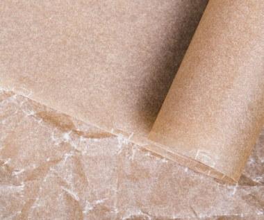 Zaskakujące pomysły na wykorzystanie papieru do pieczenia