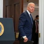 Zaskakujące zachowanie Joe Bidena. Pytania o stan zdrowia prezydenta