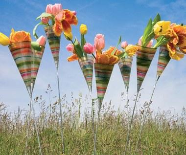 Zaskocz kwiatami!