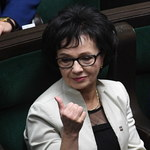 Zaskoczenia nie było. Elżbieta Witek wybrana na marszałka Sejmu