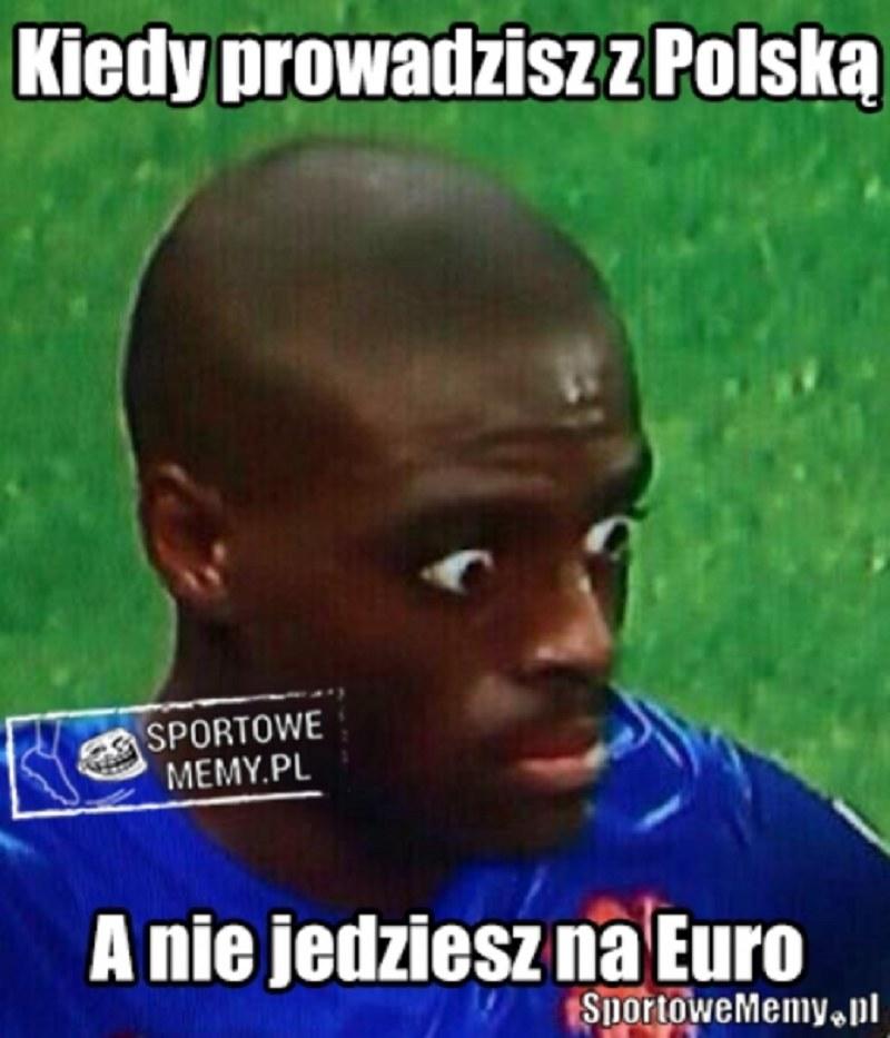 Zaskoczenie! /Sportowememy.pl /Internet