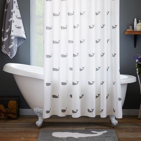 zasłona prysznicowa /© Photogenica
