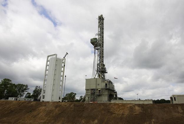 Zasoby gazu łupkowego wynoszą w Polsce 5 bln metrów sześciennych /fot. Michał Fludra /Reporter
