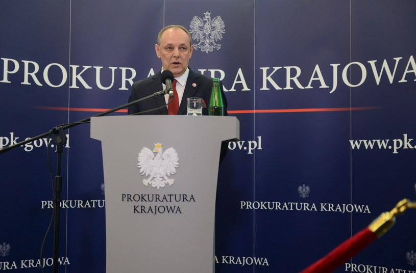 Zastępca Prokuratora Generalnego Marek Pasionek /Jakub Kamiński   /PAP