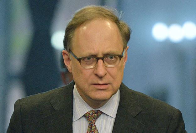 Zastępca sekretarza generalnego NATO Alexander Vershbow /AFP