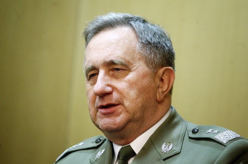 Zastępca szefa Sztabu Generalnego WP gen. dyw. Anatol Wojtan /Adam Guz /Reporter