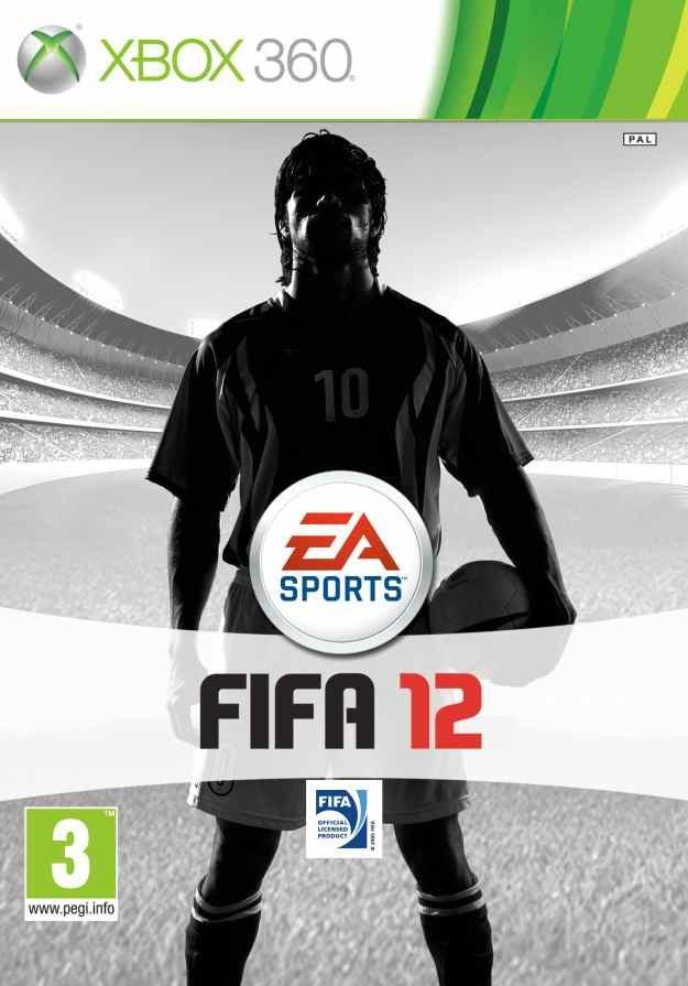 Zastępcza okładka gry FIFA 12 /Informacja prasowa