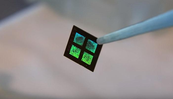 Zastosowane tu filtry są podobne do mikroprocesorów /materiały prasowe