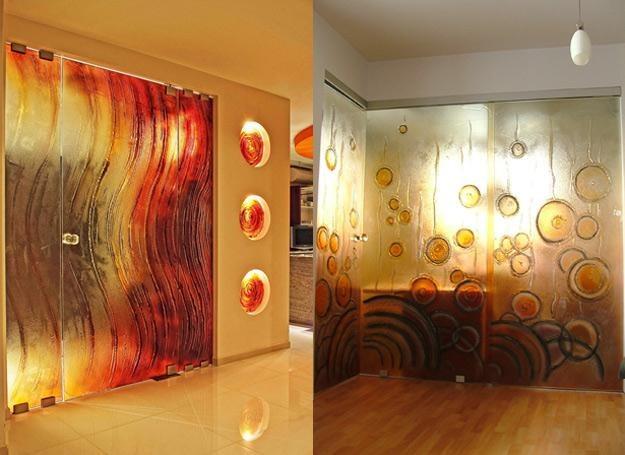 Zastosowanie szkła we wnętrzach fot. Villa Glass Studio /materiały prasowe