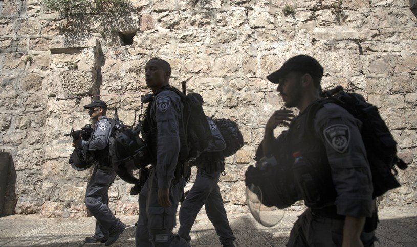 Zastrzelenie Palestyńczyka to nie pierwszy incydent w ostatnich dniach /ATEF SAFADI  /PAP/EPA