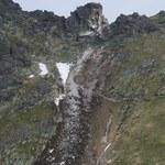 Zasypany szlak turystyczny ze Świnicy na Zawrat. Może być zamknięty nawet do końca roku