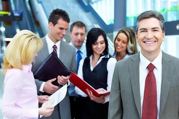 Zatrudnienie w dużych firmach będzie rosnąć /©123RF/PICSEL