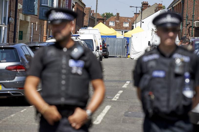 Zatruty Nowiczokiem mężczyzna nie jest już w stanie krytycznym /NIKLAS HALLE'N /AFP