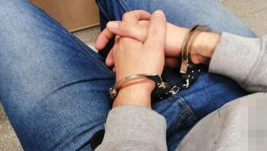Zatrzymanemu grozi 5 lat więzienia /Policja