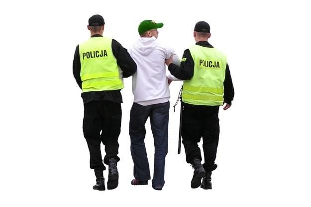 Zatrzymanemu mężczyźnie grozi do 10 lat więzienia Fot. Michał Zacharzewski /stock.xchng