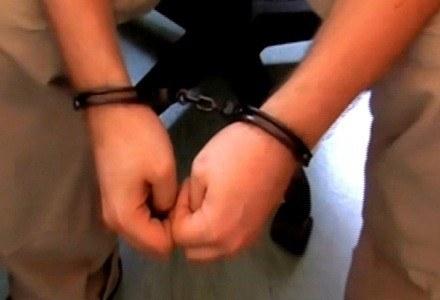 Zatrzymanemu przez policję mężczyźnie grozi  8 lat więzienia fot. Artur Barbarowski /Agencja SE/East News