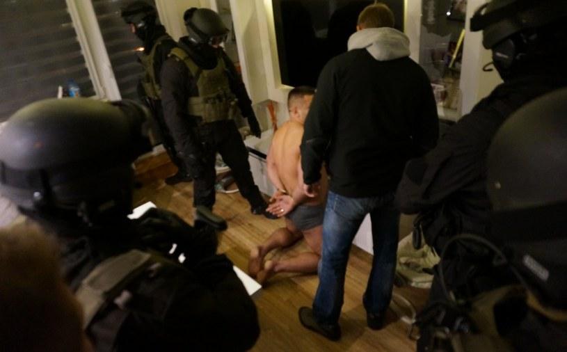 Zatrzymani to mieszkańcy Katowic i Zawiercia /Policja