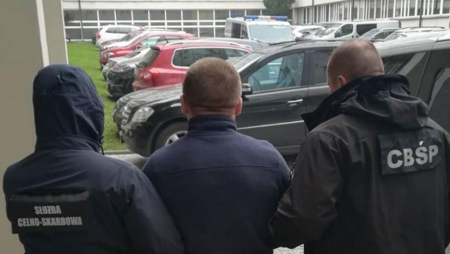 Zatrzymania CBŚP /policja.pl /Policja