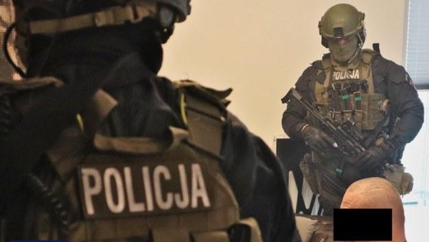 Zatrzymania na Śląsku /CBŚP /Policja