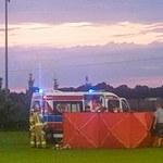 Zatrzymanie akcji serca u piłkarza. Wstrząsające sceny na boisku w Kruszynie