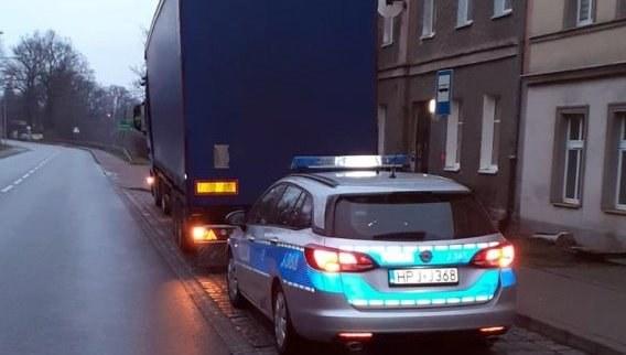 Zatrzymanie kierowcy /Opolska Policja /Policja