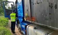 Zatrzymano ciężarówki stwarzające zagrożenie na drogach