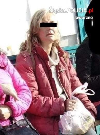 Zatrzymano kobietę, która w poniedziałkowy wieczór w Jaworznie zaatakowała 6-letnią dziewczynkę /slaska.policja.gov.pl /Policja