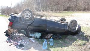Zatrzymano pijanego obywatela Ukrainy