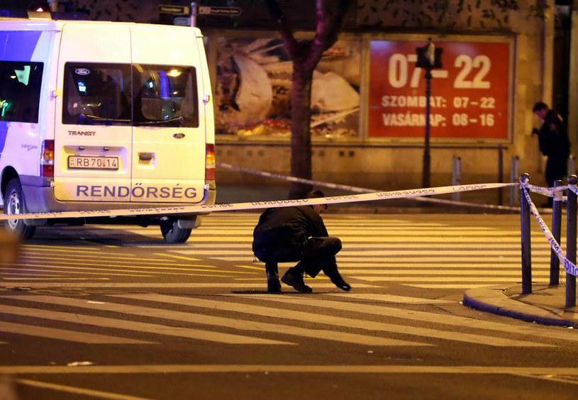 Zatrzymano podejrzanego ws. zamachu w Budapeszcie /AFP